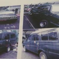 Kejari Pwt: satu unit Toyota Kijang KF60 Nopol R 9576 AH tahun 2000, BPKB dan STNK ada