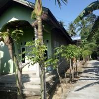 KSP : Tanah seluas 573 M2, SHM No.1896, berikut bangunan diatasnya terletak di Desa Bumiayu, Kec. Wonomulyo, Polewali Mandar