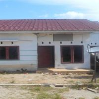 [BANK MUAMALAT PSP] 1. tanah luas 112M2 +  bangunan  di Jln Panti Asuhan Putra Perumahan River View Padang Matinggi Kab. Labuhanbatu