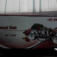 1 (satu) buah Panci Set merk Niko