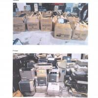 (Kemenlu) lelang BMN berupa 1 (satu) paket barang inventaris peralatan kantor berbagai macam jenis dan merk, kondisi rusak berat..
