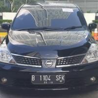 KPP KEBAYORAN BARU SATU-1 (satu) unit Mobil Nissan Latio 1.8 AT, Tahun 2009,  Hitam, No. Pol. B 1104 SFK (BPKB DIKUASAI LEASING)