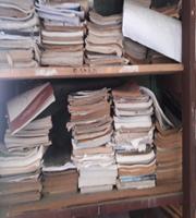 [MTsN4] 1 (satu) paket barang inventaris kantor tercatat dalam data sebanyak 3.677 unit kondisi Rusak Berat
