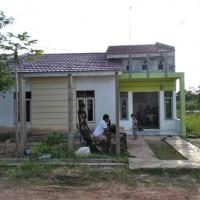 LELANG ULANG MANDIRI BONTANG - 2. Sebidang tanah SHM dan bangunan seluas 150 m2 di Jl. KH. Abdullah Perum Aras Green, Sangatta Utara, Kutim
