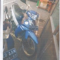 1 (satu) unit Kendaraan Roda 2 (dua) merk/type Yamaha Vega Th. 2006 Nopol DK 5435 AAN (PD Parkir Kota Denpasar)