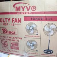 1 (satu) buah Kipas Angin Merk MYVO
