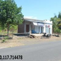 Sebidang Tanah Seluas 1185 m2 Berikut Bangunan SHM 106 Desa Karombo Kec. Pekat Kab. Dompu (Hak Tanggungan PT. BRI (Persero) Tbk. Cab. Dompu)