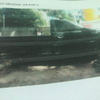 1 (Satu) unit Kendaraan Bermotor Roda Empat Merk/Type Toyota KF 60 (pick up), Nopol DN 8105 C SCRAP PEMKOT 2