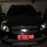 3. Itjen KLHK : 1 unit mobil Chevrolet Captiva Nopol B 1727 SQN