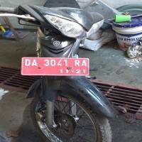 14. 1 (satu) unit Sepeda Motor Yamaha Jupiter, warna Hitam tahun 2007, DA 3041 RA