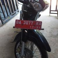 15. 1 (satu) unit Sepeda Motor Yamaha Jupiter Z, warna Hitam tahun 2007, DA 3077 RA