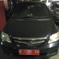 1. Itjen KLHK : 1 unit mobil Honda City Nopol B 1790 VQ