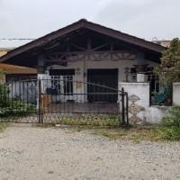 3..BRI Cab Medan Gt.Subroto, Tanah luas 183 m2 di desa/kel.Padang Bulan Selayang II,Kec.Medan Selayang, Kota Medan