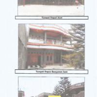 CIMB Niaga : Sebidang tanah seluas 361 m2 berikut bangunan terletak di Desa Suci, Kec. Karangpawitan, Kab. Garut