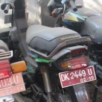 Pemkab Buleleng (22-05)2b : 1 (satu) unit Kendaraan Roda Dua, merk/type Honda Grend, Tahun 1992