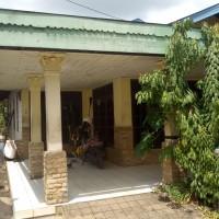 Tanah luas 277m2 dan bangunan, terletak di Jl. Lembaga Budi, Gg. Sepakat, Kel. Rantau Kanan, Kec. Tapin Utara, Kab. Tapin, Kalsel