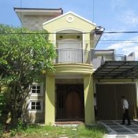 PaninPku-Tanah & bangunan, SHM No.3459, luas 244 m2, di Jl. HR.Soebrantas, Perum Taman Firdaus Blok A-13, Sidomulyo Barat, Tampan, Pku