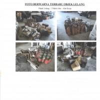 1 (satu) Paket Barang Inventaris Milik PT. Angkasa Pura I (Persero) Kantor Cabang Utama I Gusti Ngurah Rai - Bali