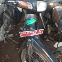 DPMPPTSP Kec.Buleleng : b.(satu) unit Kendaraan Roda Dua, merk/type Honda / C100 Tahun 1994 Dk.2449.U