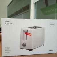 1 (satu) unit Toaster Miniso 2 Slice