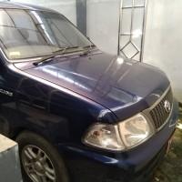 BPS Prov.Lampung - Toyota/Kijang KF 83 (LSX) Tahun 2004 Nopol BE 2168 AZ