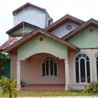 PaninPku-Tanah & bangunan, di Jl.Cipta Karya Gg.Akasia No.2, Kel. Tuah Karya, Kec.Tampan, Pekanbaru, SHM No.9676, luas 311 m2