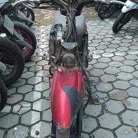 KEJARI CIREBON : 1 (satu) unit sepeda motor merk Yamaha Mio warna merah Marun No Pol E 2594 MJ