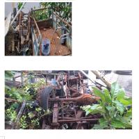 PPS Belawan - Satu paket Scraf (besi tua) berupa 3 (tiga ) unit, Kendaraan bermotor angkutan barang lainnya Merk/type  Viar