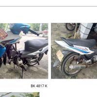PPS Belawan - 1 (satu) unit Sepeda Motor Merk/type Honda Revo, No. Polisi BK 4817 K, tahun 2007