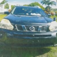 1 (satu) unitstation wagon merek Nissan Xtrail warna Hitam tahun 2009 No. Polisi DL 102 B