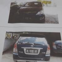 PDAM Tirta Wijaya Cilacap: satu unit Toyota Kijang Inova Tipe V Tahun  2005 Nopol R 9099 AB, BPKB & STNK ada