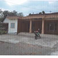 Sebidang tanah dan bangunan SHM No. 00988, LT 1.607 M², terletak di Desa Sidomulyo, Kec. Semen, Kab. Kediri