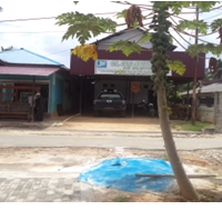 PT PNM (Persero) Balikpapan :  Tanah dan bangunan (SHM 90) Waru, PPU