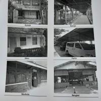 KPP Krwg Utara: TB, 5 bidang (SHM) (tidak dilengkapi bukti kepemilikan hak) di Jl. Baru Alternatif, Ds Kondangjaya, Karawang