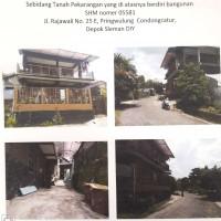 BPR Dewa Arthaka Mulya: tanah & bangunan, SHM no. 5581, luas 123 M2, di Ds/Kel. Condongcatur, Kec. Depok, Kab. Sleman