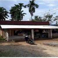 PNM (2) T/B sesuai SHMNo. 2007, LT 727m2 terletak di Nagari Sungai Dareh Kecamatan Pulau Punjung Kabupaten Dharmasraya