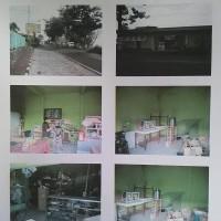 BRI Malang Martadinata - Tanah & bangunan SHM No. 00326 luas 812 M2 terletak di Ds. Pandanrejo Kec. Bumiaji Kota Batu