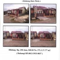 BPR PITOBY 3: 1 (satu) bidang tanah dan bangunan SHGB No.273, luas 177m2 , terletak di Kel.Penkase-Oeleta, Kec.Alak, Kota Kupang