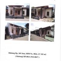 BPR PITOBY 2: 1 (satu) bidang tanah dan bangunan SHM No.5826,luas 103m2, terletak di Kel.Oebufu, Kec.Oebobo, Kota Kupang