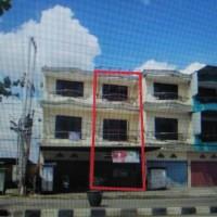Sebidang tanah luas 112 m² SHM No 485 & bangunan di atasnya di Kel. Rapak Dalam, Kec. Loa Janan Ilir (dh. Samarinda Seberang), Smrd