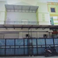 Sebidang tanah luas 272 m² SHM No. 3769 & bangunan di atasnya, di Kel. Sidodadi, Kec. Samarinda Ulu (dh. Samarinda Hulu), Samarinda