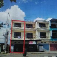 Sebidang tanah luas 118 m² SHM No 486 & bangunan di atasnya di Kel. Rapak Dalam, Kec. Loa Janan Ilir (dh. Samarinda Seberang), S