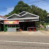 Sebidang tanah luas 160 m2 & bangunan diatasnya (SHM 03777) di Jl. Provinsi Long Ikis Rt.04, Long Ikis, Kab. Paser