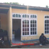 1 bidang tanah luas 174 m2 berikut rumah tinggal di Kel. Tanjung Ria, Kec. Jayapura Utara, Kota Jayapura