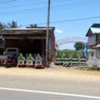 (PNM) tanah (SHM No.430) berikut bangunan, Luas tanah 105 m2, di Desa/Kel. Watang Palakka, Kec. Tanete Riattang Barat, Kab. Bone