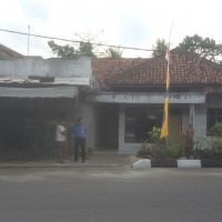 Bjb Banjar : Tanah + bangunan, LT 400 m2 di Blok Jl.K.Sanusi, Kel/Kec.Langensari, Kota Banjar