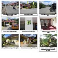 [MEGA] Sebidang Tanah seluas 410 m2 & bangunan SHM No. 572, di Kel Bukit Apit Kec Guguk Panjang Kota Bukittinggi