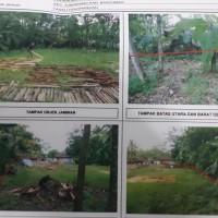 Panin Pwt: sebidang tanah SHM No. 1581 luas 859 m2 di Desa Karangbawang Kec. Ajibarang Kab. Banyumas