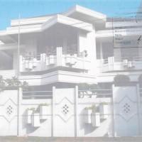 PN Barat: T/B SHGB No.6106/Kedoya, L.345 m2, di Komplek Perumahan Green Garden Blok H1 No.26, Kedoya Utara, Kebon Jeruk, Jakarta Barat