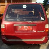 (KPKNL Parepare) 1 unit Mini Bus Toyota Kijang KF80 STD, dengan kondisi rusak berat